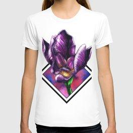 Purple Flora T-shirt