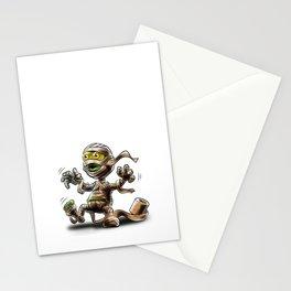 Funny Mummy Stationery Cards