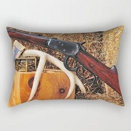 Winchester Model 92 Rectangular Pillow