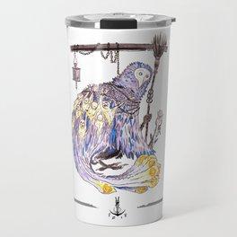 Crowarden Travel Mug