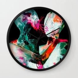Nigthmare 4 Wall Clock