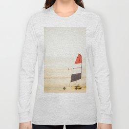 Sand yachting trio Long Sleeve T-shirt
