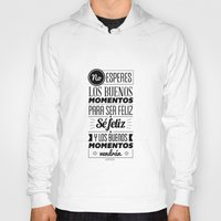 quotes Hoodies featuring Quotes by alesantanderp