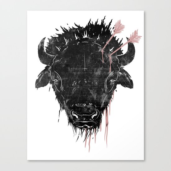 what have we done... Canvas Print