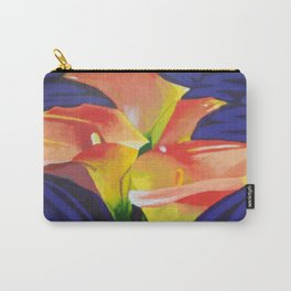 """Unsure of the flower name?"" Carry-All Pouch"