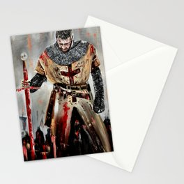The Knights Templar Stationery Cards