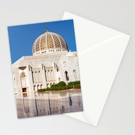 Sultan Qaboos Grand Mosque Stationery Cards