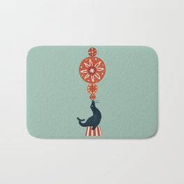 Circus Seal Bath Mat