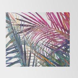 The jungle vol 1 Throw Blanket