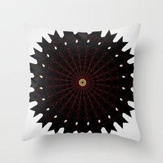 Nexus N°35 Throw Pillow