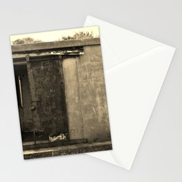 Old And Rusty Stationery Cards