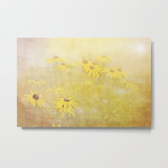 Summer time Metal Print