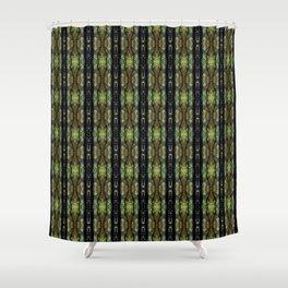 GreenPrism3 Shower Curtain