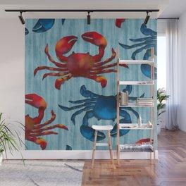 Crab! Wall Mural