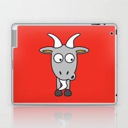 Ooh Zoo – farm-series, Goat Laptop & iPad Skin