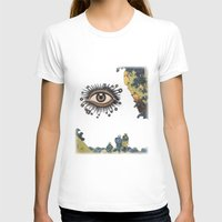 third eye T-shirts featuring Third Eye  by CUTS