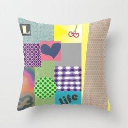 geometrico Throw Pillow