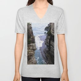 Devil's Kitchen Unisex V-Neck
