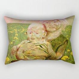 SUMMER SISTERS Rectangular Pillow