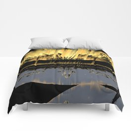 Against an asteroid attack Comforters