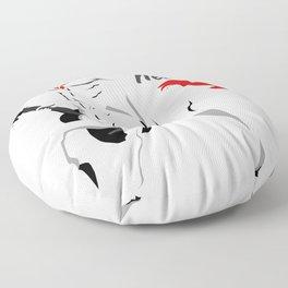 Half Nelson Floor Pillow