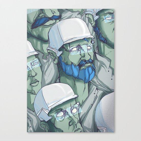 EXPLORERS Canvas Print