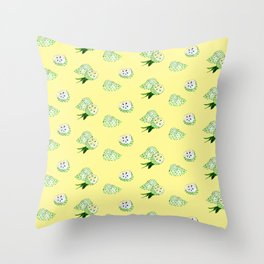 Soursop - Singapore Tropical Fruits Series Throw Pillow