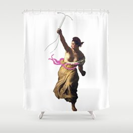 IUD Liberty Shower Curtain