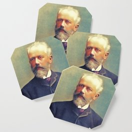 Tchaikovsky, Music Legend Coaster