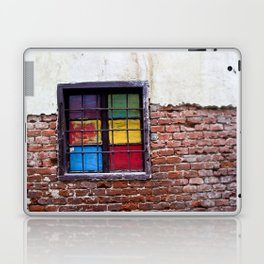 Window of Many Colors Laptop & iPad Skin
