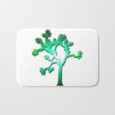 Joshua Tree Verdant by CREYES Bath Mat