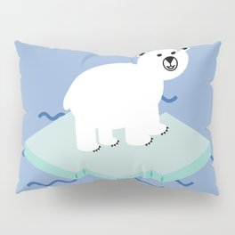 Snow Buddy Pillow Sham