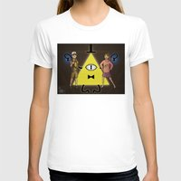 gravity falls T-shirts featuring Gravity Falls by Dee Draws