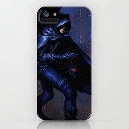 Undercover iPhone Case