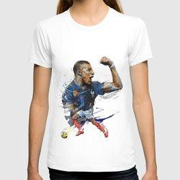 Kylian Mbappé T-shirt
