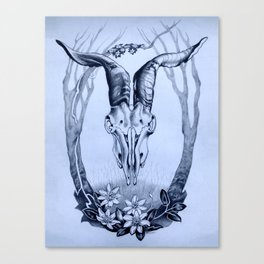 Epilogue Canvas Print