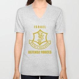 IDF  Unisex V-Neck
