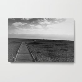 Dungeness 4 Metal Print