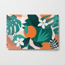 Wild oranges Metal Print