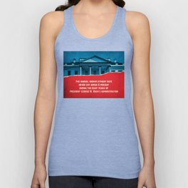 The Unemployment Rate Unisex Tank Top