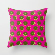 Floral1 Throw Pillow