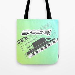 Groove! Tote Bag