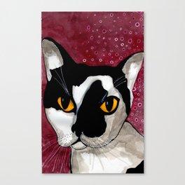 Lump Canvas Print