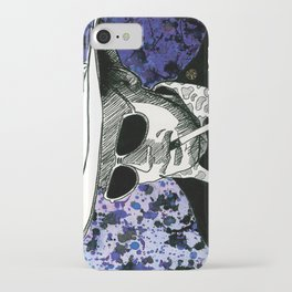 Hunter S. Thompson, Bat Country iPhone Case