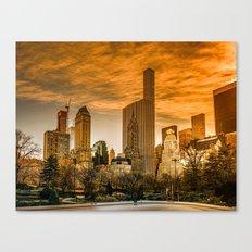 Midtown Canvas Print