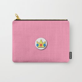 The Emblem of the Princess, Peach Carry-All Pouch