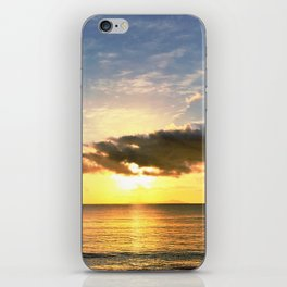 Sunrise Over Vieques iPhone Skin