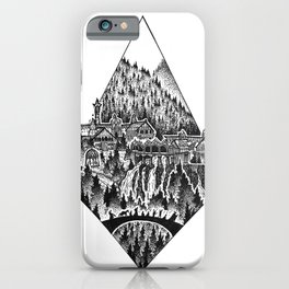 The Last Homely House East of the Sea iPhone Case