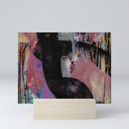 KALI. GODDESS OF DESTRUCTION Mini Art Print