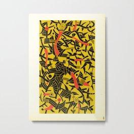 - avolution - Metal Print